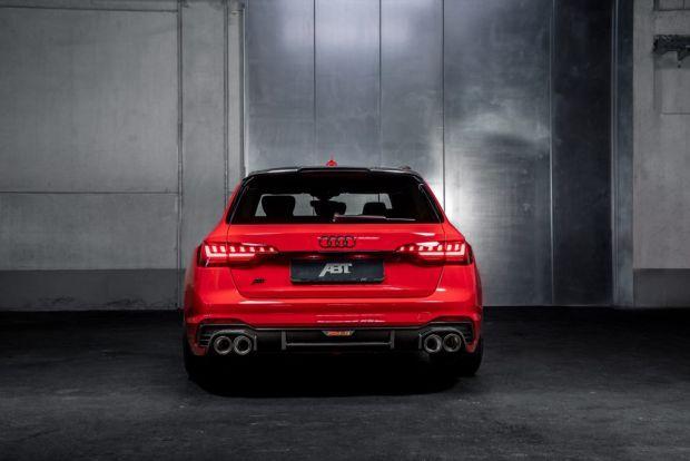 ABT RS4S rear