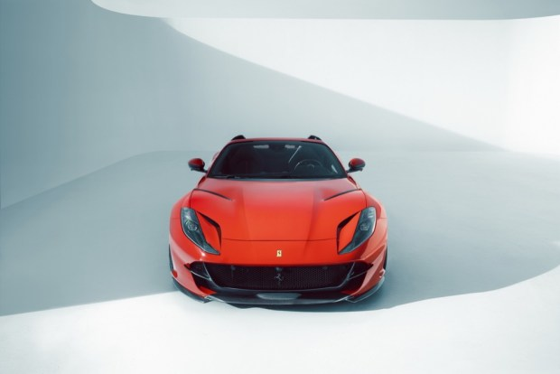 Novitec Ferrari 812 GTS front