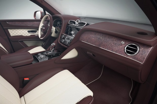 Mulliner Personal Commissioning Guide stone