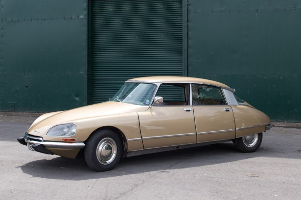 Citroen DS gets electric conversion by Electrogenic