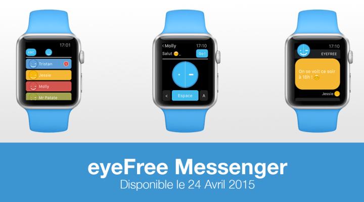 eyeFree Messenger - 24/04/2015