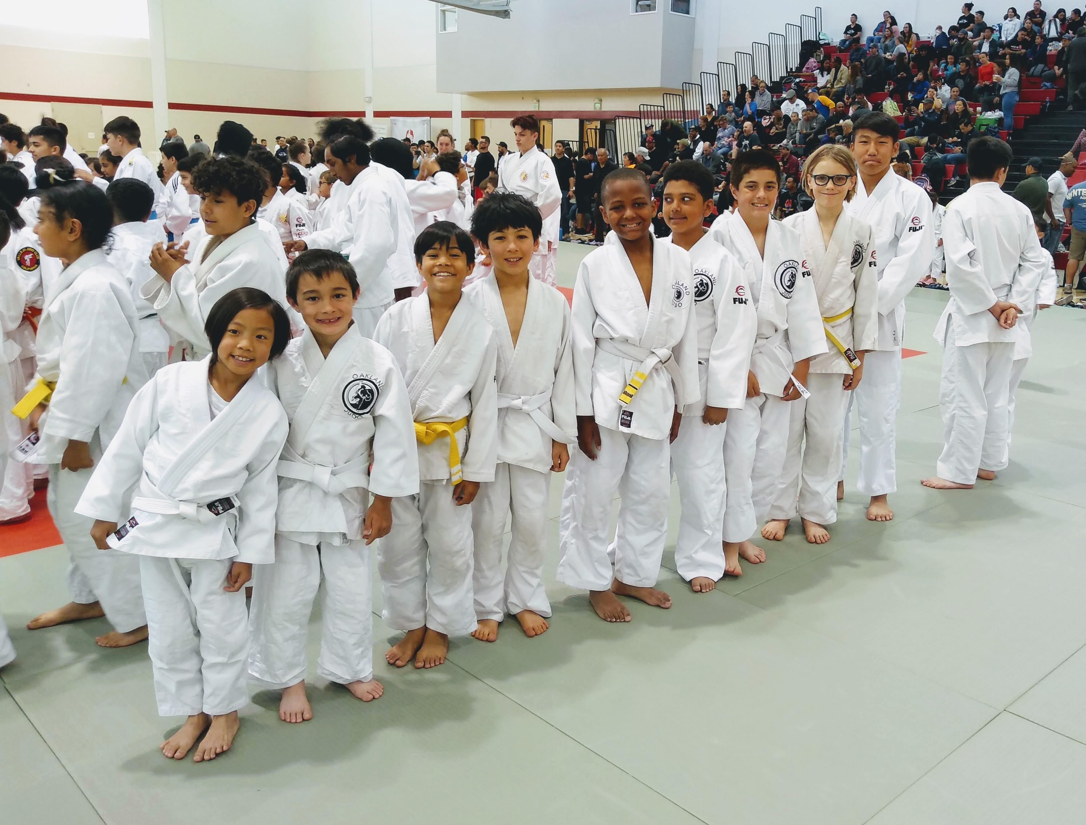 City College Tournament Spring 2019 - 510 Judo
