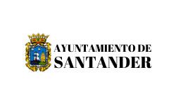 Logo Ayuntamiento de Santander.