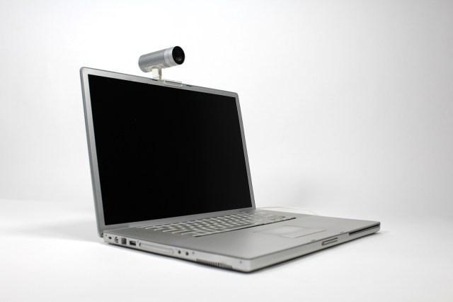 iSight Camera and 17-inch PowerBook G4