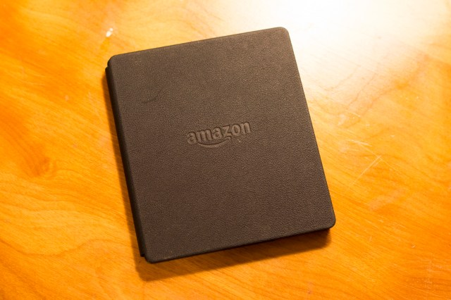 Kindle Oasis in case