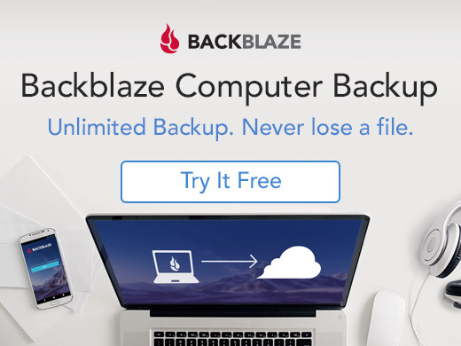 Backblaze