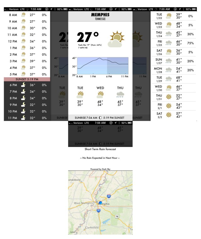 App Review: Check the Weather – 512 Pixels