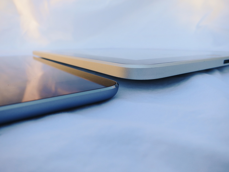 Thin iPad is thin