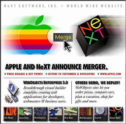 NeXT  The Apple Purchase – 512 Pixels f6aaab4bda8b0
