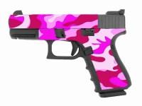Pink Camo - Large