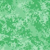 Green Digital Camo