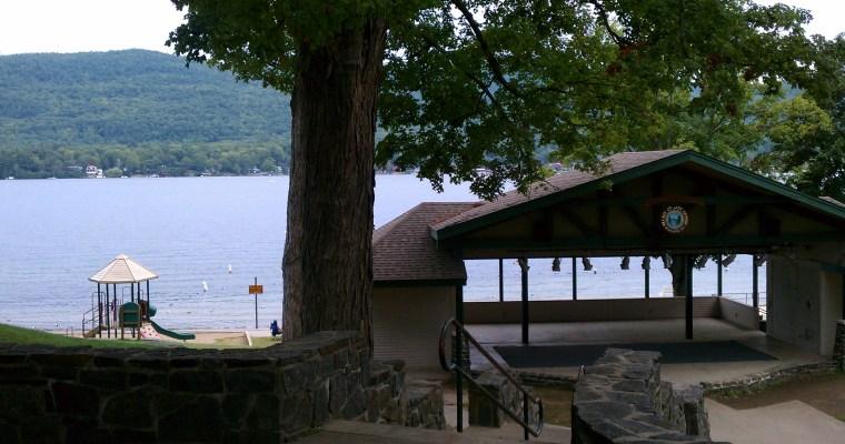 Shepard Park, Lake George Village [PHOTO]