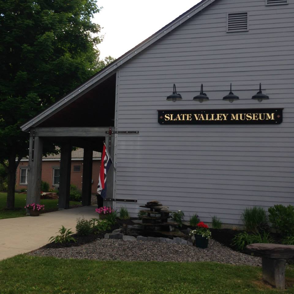 Slate Museum, Granville [PHOTO]