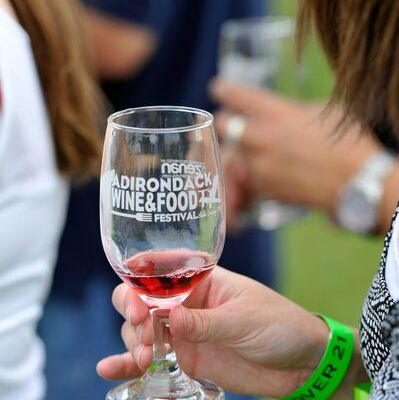 Adirondack Wine and Food Festival 2018 [VIDEO]