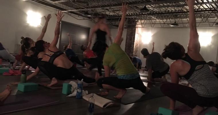 REVIEW: Studio 4 Hot Yoga & Pilates [PHOTOS]
