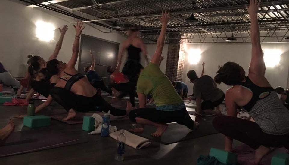 REVIEW: Studio 4 Hot Yoga & Pilates [PHOTOS]