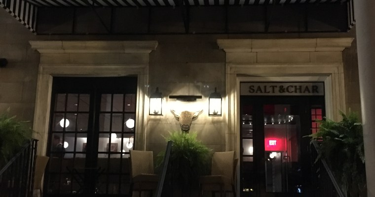 REVIEW: Salt and Char, Saratoga [PHOTOS]