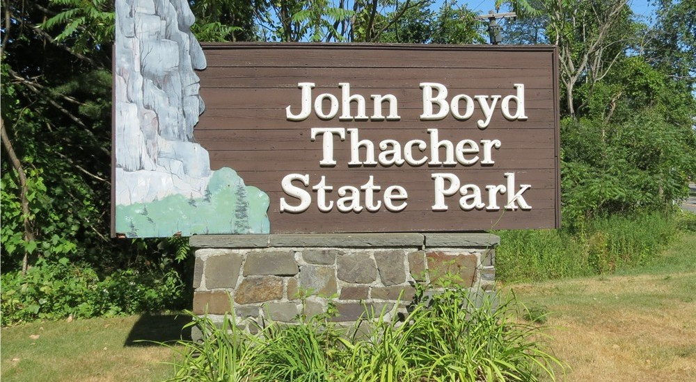 Thacher Park to Charge