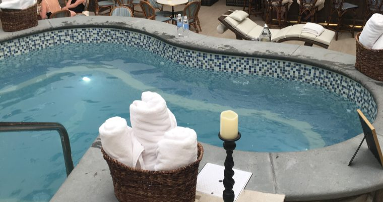 Spa Mirbeau: Albany Day Spa [PHOTO]