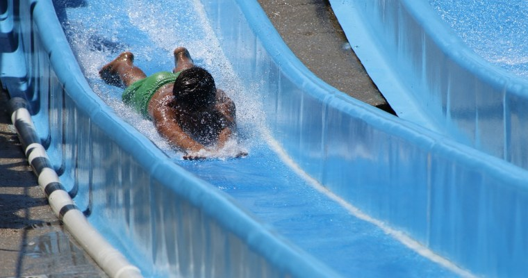 Water Slide World Closed for Good [VIDEO]