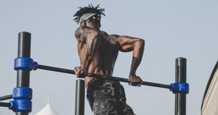 "Train to Be An ""American Ninja Warrior"" at Saratoga Gym [VIDEO]"