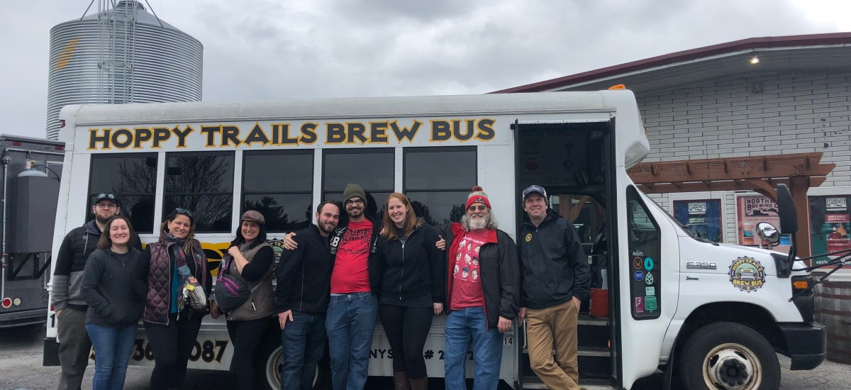 Hoppy Trails Brew Bus Experience