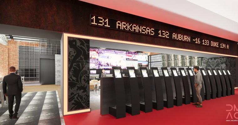 Rivers Casino Opening Sports Betting Lounge [PHOTOS]