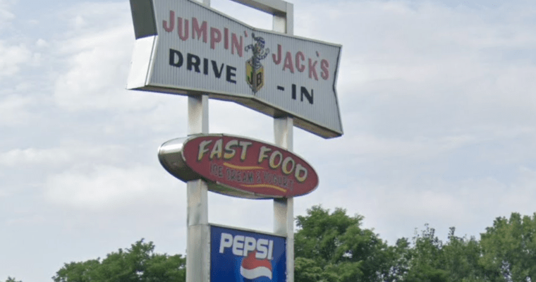 Jumpin' Jacks Closed…..Again