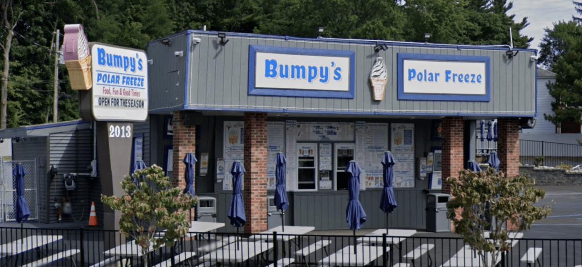 Bumpy's Polar Freeze: New Name, New Business
