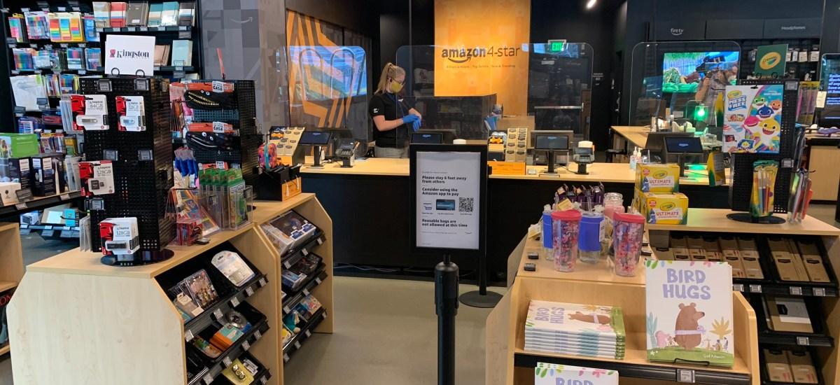 Amazon 4-Star Store Opens at Crossgates Mall