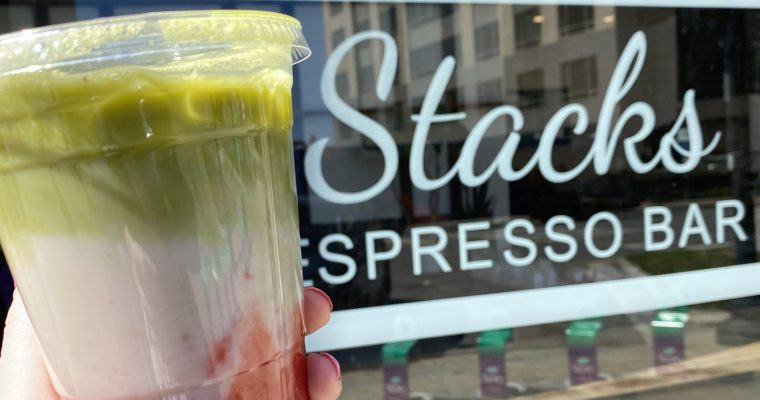Stacks Espresso Bar, Albany