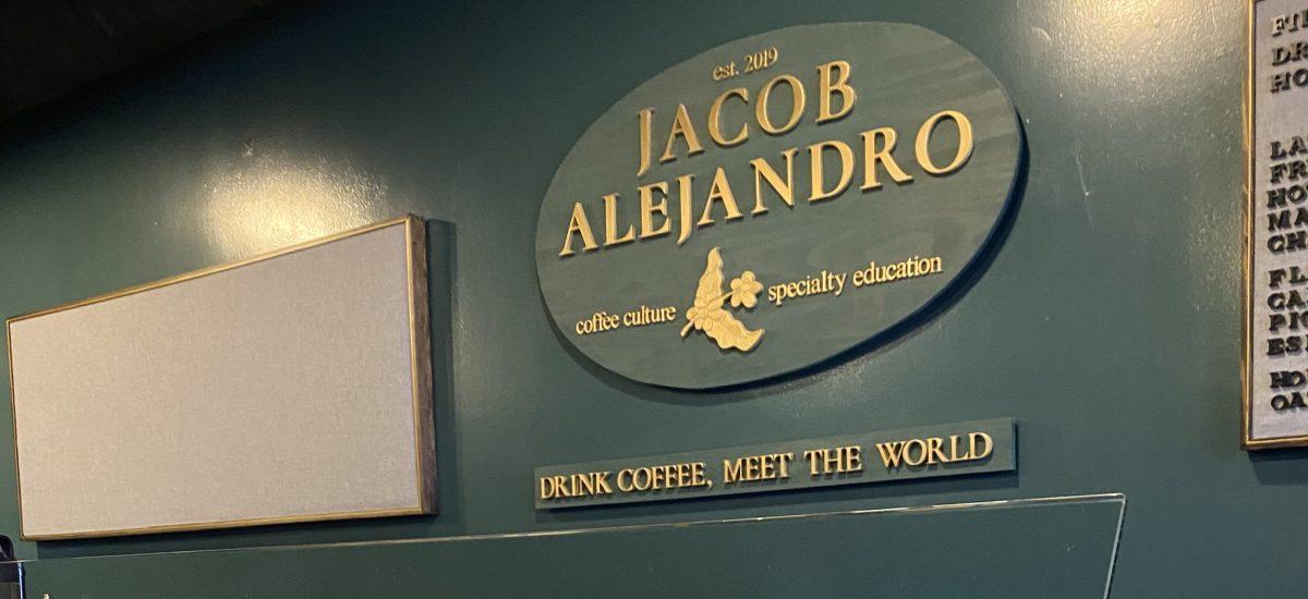 Jacob Alejandro, Troy