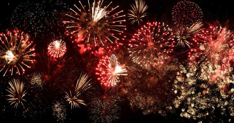 Empire State Plaza Fireworks Are Back for 2021!