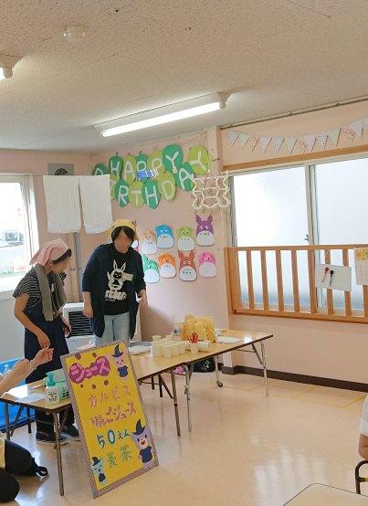 幼稚園ボランティア6
