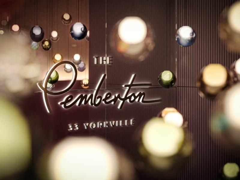33 Yorkville - The Pemberton VVIP首批发售中
