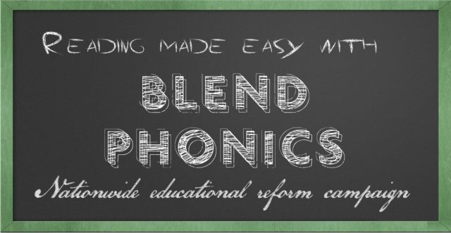 Blend Phonics Better Reading With Blend Phonics