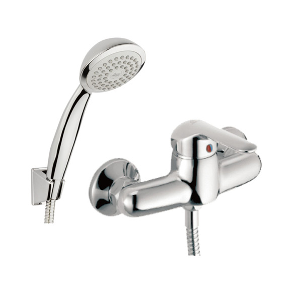 american standard china saga exposed shower only faucet