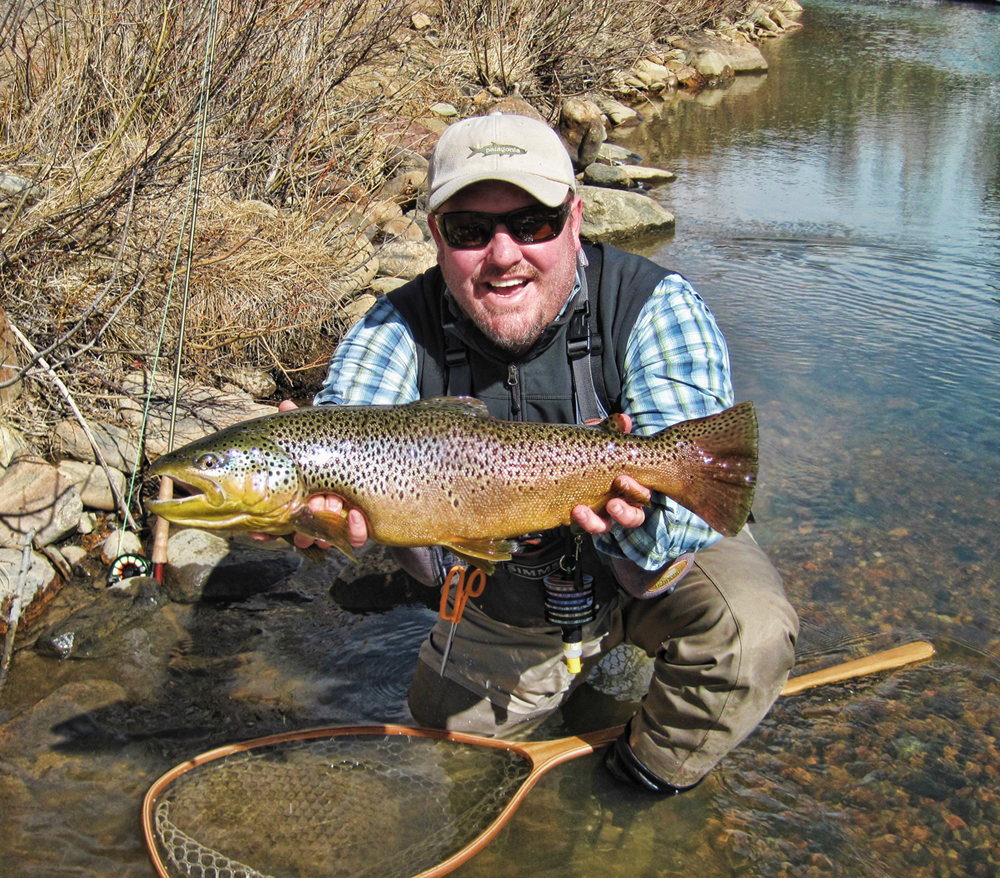 Exclusive Private Water Fly Fishing in Colorado!