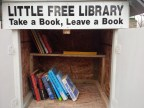 Needs a little help. Leave a book!