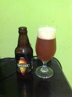 014 – Insana Pinhão Barley Wine