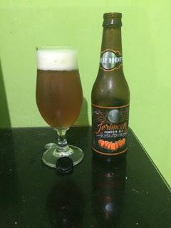 016 – Jerimoon Pumpkin Ale