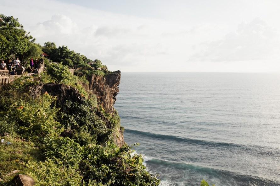 How to find the best travel rewards credit card for you: Cliffs at Uluwatu