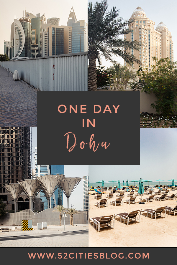 One day in Doha