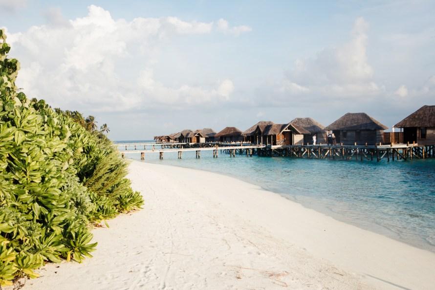 Conrad Maldives overwater villas