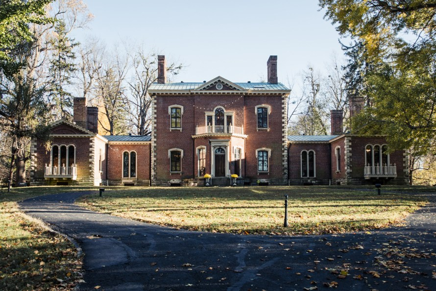 Henry Clay Estate exterior