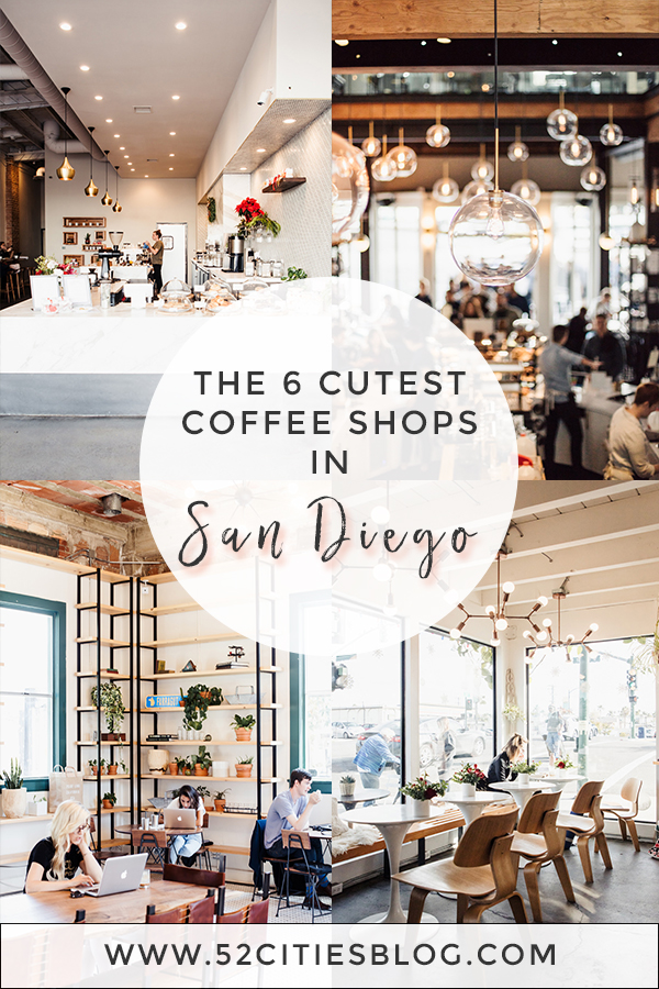 The 6 cutest coffee shops in San Diego