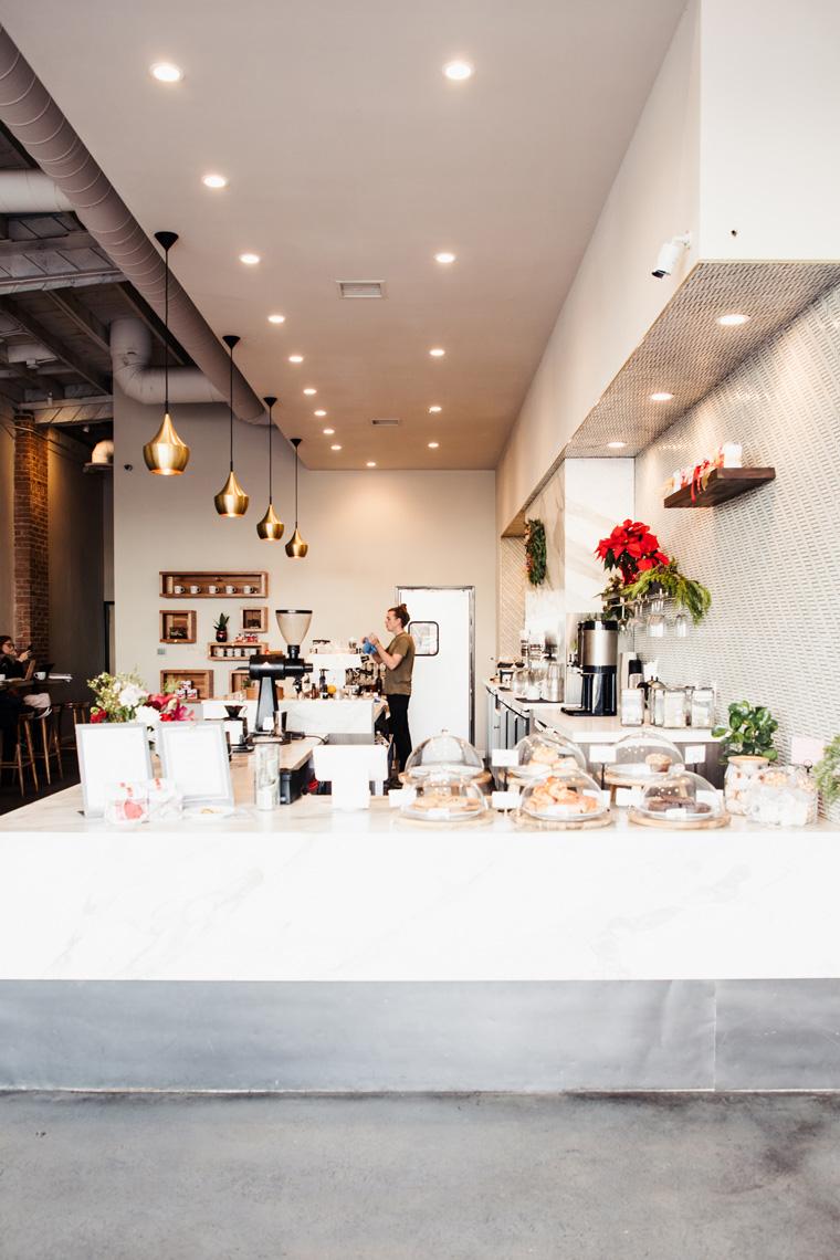 Holsem coffee shop interior