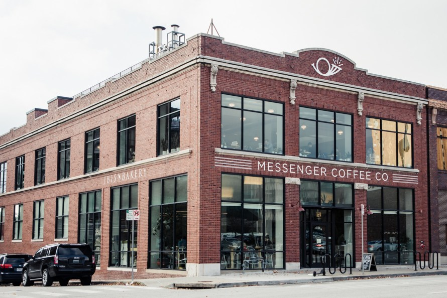 Messenger Coffee Co. exterior