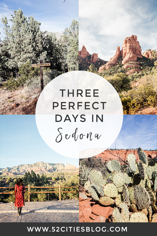 Three perfect days in Sedona