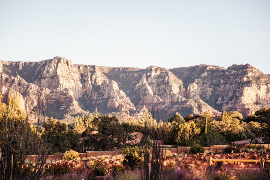 Sedona mountains